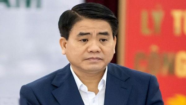 Xử kín vụ cựu Chủ tịch UBND TP Hà Nội Nguyễn Đức Chung chiếm đoạt tài liệu bí mật nhà nước