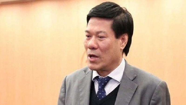 Xét xử cựu Giám đốc Trung tâm Kiểm soát bệnh tật Hà Nội
