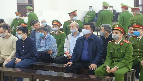 Trịnh Xuân Thanh bị đề nghị mức án cao nhất đến 23 năm tù