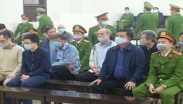 Vụ Ethanol Phú Thọ: Ông Trịnh Xuân Thanh kháng cáo toàn bộ bản án