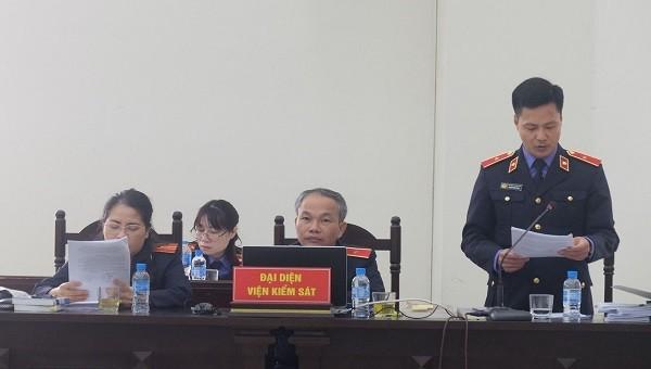 Vụ gang thép Thái Nguyên: Các bị cáo bị đề nghị mức án từ 12 tháng đến 11 năm tù