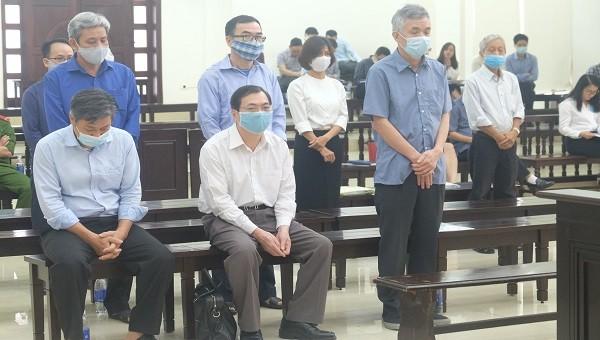 Cựu Bộ trưởng Bộ Công thương Vũ Huy Hoàng bị tuyên phạt 11 năm tù
