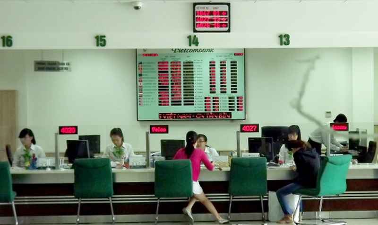 Vietcombank khẳng định đã thực hiện nâng cấp hệ thống và đã thực hiện đầy đủ các kiến nghị của KTNN.