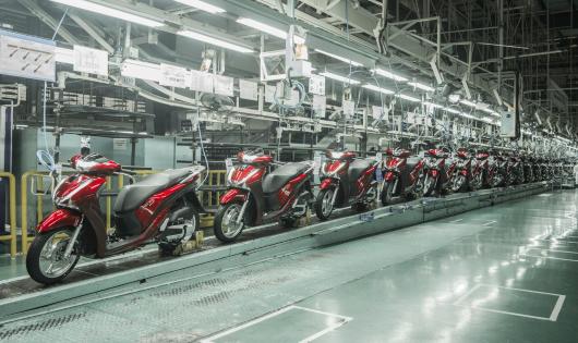 Dự kiến đưa ra 10 mẫu xe máy mới, HVN cho rằng Việt Nam vẫn chưa có phương tiện thay thế