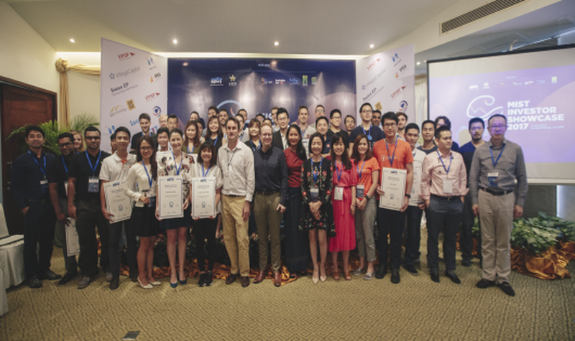 Start-ups Việt ghi điểm tại Vườn ươm Khởi nghiệp Mê Kông