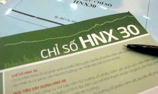 HNX30 - 5 năm, giá trị giao dịch đạt hơn 403.000 tỷ đồng