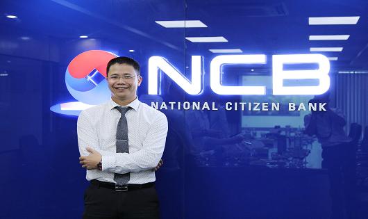 NCB bổ nhiệm Phó Tổng Giám đốc phụ trách Nguồn vốn và Thị trường tài chính