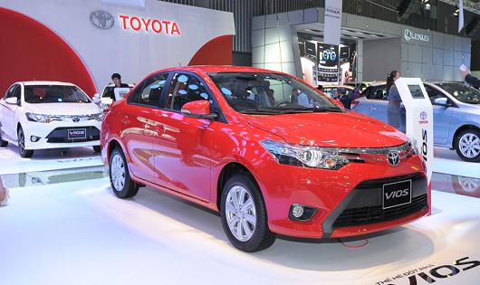 Sử dụng cụm bơm túi khí của Takata, Toyota Việt Nam triệu hồi hớn 20 nghìn xe Yaris và Vios
