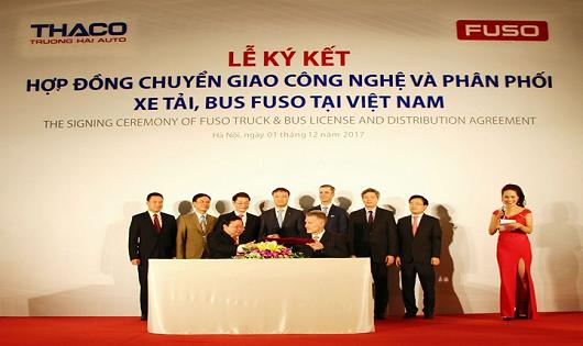 THACO kỳ vọng xuất khẩu xe tải sang các nước ASEAN với thuế suất 0%