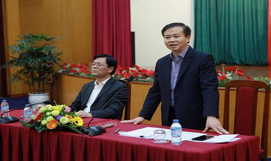 Chủ trì buổi họp báo hôm 21/12, Phó Tổng giám đốc KBNN Nguyễn Quang Vinh khẳng định  mục tiêu của hệ thống KBNN là lấy người dân, DN và các đơn vị sử dụng NSNN là đối tượng được phục vụ