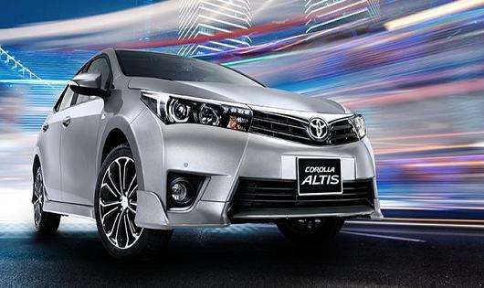 Toyota Việt Nam triệu hồi hơn 8.000 xe Corolla để kiểm tra và thay thế cụm bơm khí