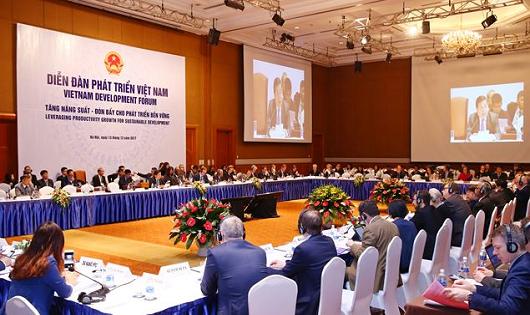 Diễn đàn thường niên về Cải cách và Phát triển Việt Nam sẽ thay cho Diễn đàn phát triển Việt Nam