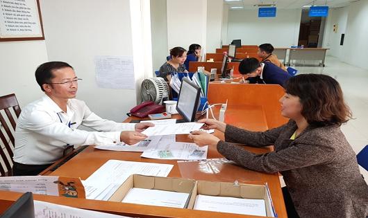 Tiếp nhận hồ sơ QTT tại Cục thuế Hà Nội