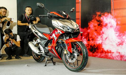 Honda Việt Nam giới thiệu siêu phẩm WINNER X hoàn toàn mới  giá dưới 50 triệu đồng