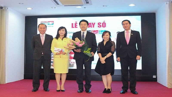 Xài thẻ Kienlongbank JCB trúng thưởng chuyến du lịch Nhật Bản