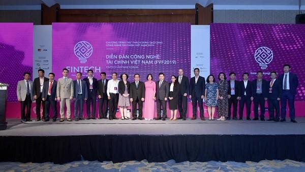 Diễn đàn công nghệ tài chính 2019:  Cơ hội phổ cập tài chính số tại Việt Nam