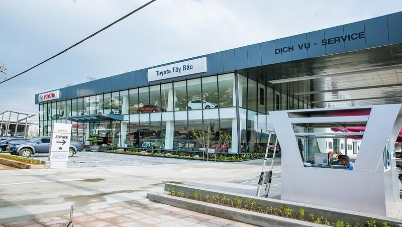Toyota Việt Nam ra mắt Toyota Tây Bắc