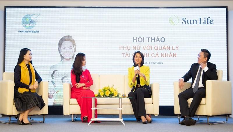 """Sun Life Việt Nam đưa chương trình """"Phụ nữ với quản lý tài chính cá nhân"""" tới phụ nữ khắp cả nước"""