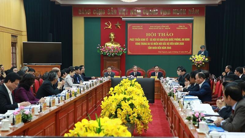 Cơ chế, chính sách nào cho vùng Vùng Trung du và miền núi phía Bắc Bộ?