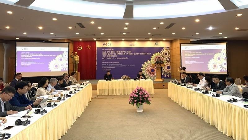 Hội thảo nằm trong  khuôn khổ Chương trình Australia hỗ trợ cải cách kinh tế Việt Nam (Aus4Reform)