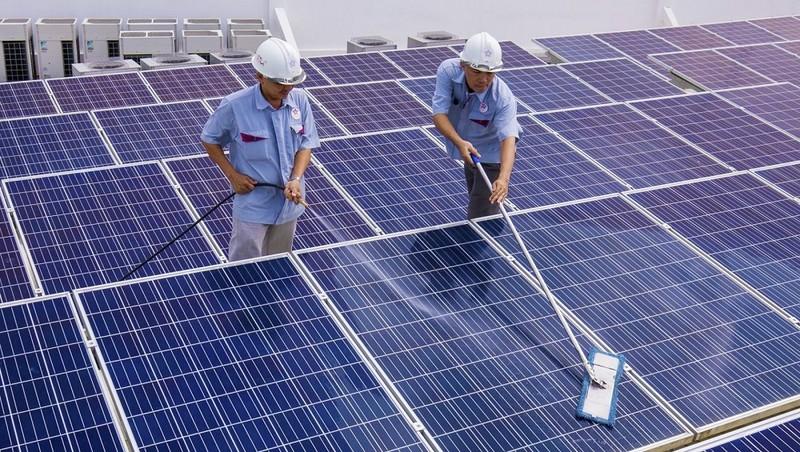 1,5 triệu USD hỗ trợ Việt Nam thực hiện Chương trình Thí điểm Đấu giá Điện Mặt trời
