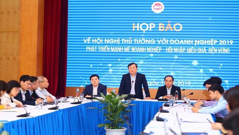 Hội nghị Thủ tướng với doanh nghiệp: Thông điệp hiệu quả - bền vững