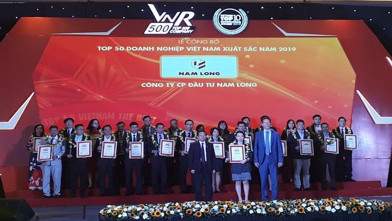 Công bố Top 500 doanh nghiệp lớn nhất Việt Nam 2019