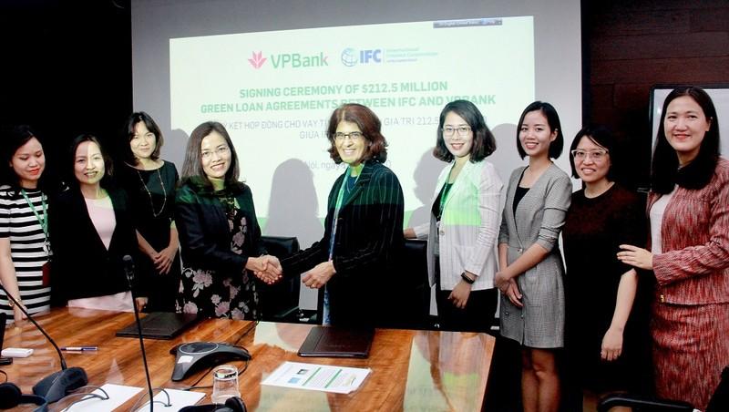 Ký kết thỏa thuận huy động khoản đồng tài trợ xanh đầu tiên tại thị trường Việt Nam