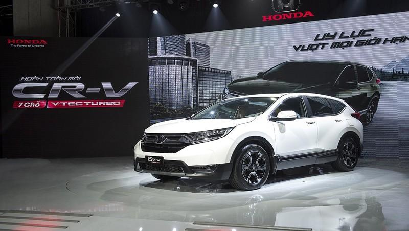 """Mẫu xe nào """"hot"""" nhất của Honda Việt Nam trong năm 2019?"""