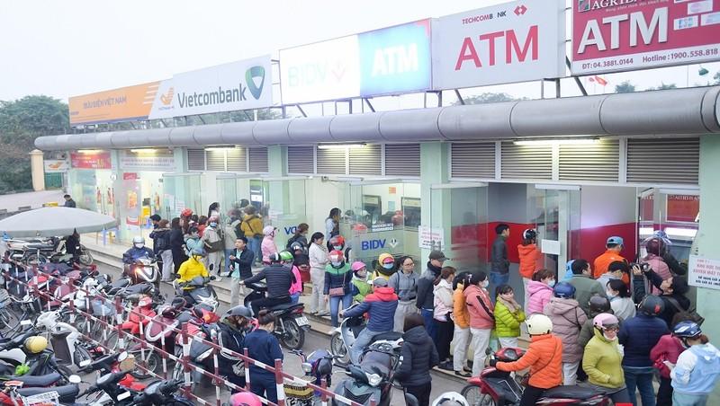 Thống đốc NHNN ra Công điện yêu cầu đảm bảo an toàn hoạt động ngân hàng dịp Tết