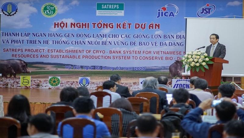 Tiếp tục bảo tồn và sử dụng nguồn tài nguyên lợn bản địa Việt Nam
