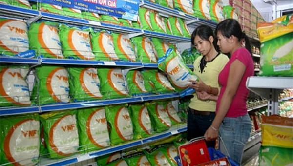 Vinafood 1, Vinafood 2 phải tăng cường cung cấp lương thực, bình ổn thị trường