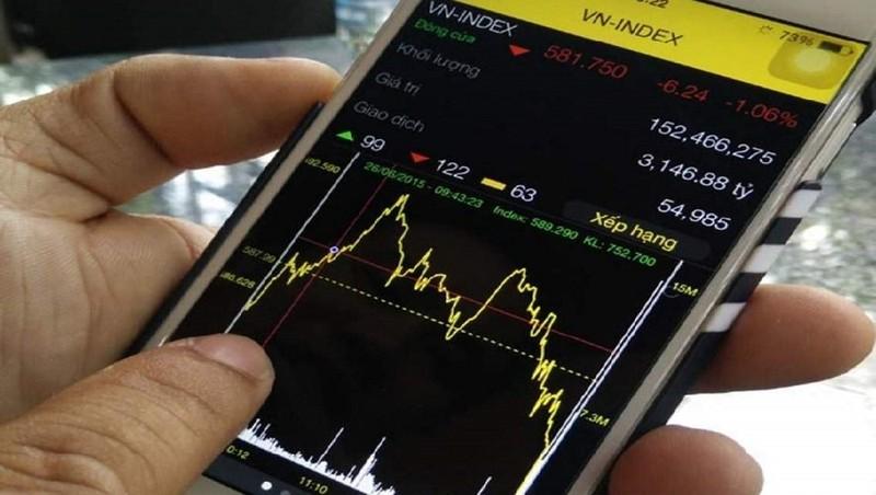 Thị trường chứng khoán vẫn hoạt động bình thường