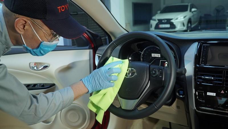 Toyota Việt Nam hướng tới khách hàng và cộng đồng với nhiều hoạt động thiết thực trong mùa dịch