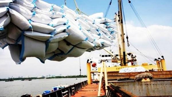 161 tờ khai xuất khẩu gạo không có giá trị làm thủ tục hải quan