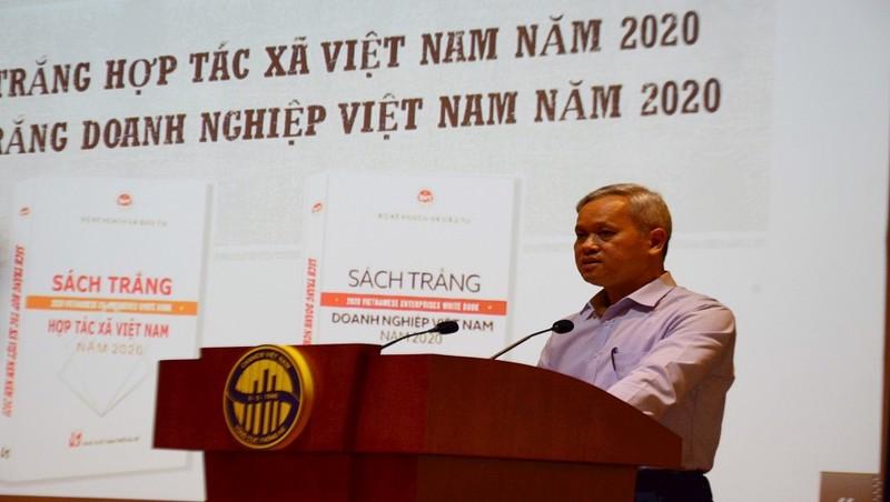 Công bố Sách trắng Hợp tác xã Việt Nam 2020 và Sách trắng Doanh nghiệp Việt Nam 2020