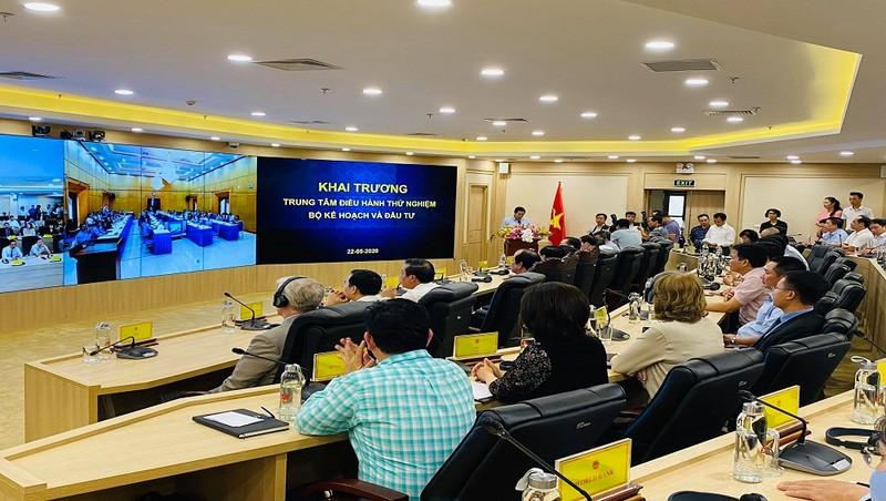 Khai trương Trung tâm điều hành tích hợp hiện đại bậc nhất Việt Nam