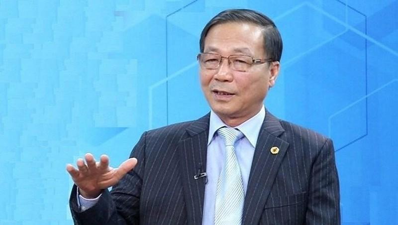 Ông Nguyễn Tiến Thỏa - Chủ tịch Hội thẩm giá Việt Nam.