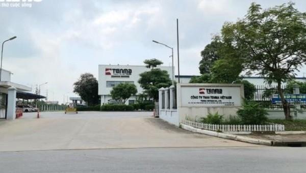 Tạm đình chỉ công tác lãnh đạo và công chức liên quan nghi vấn hối lộ ở Công ty Tenma Việt Nam