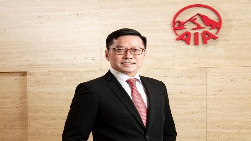 Tập đoàn AIA có Chủ tịch kiêm Tổng Giám đốc Điều hành mới