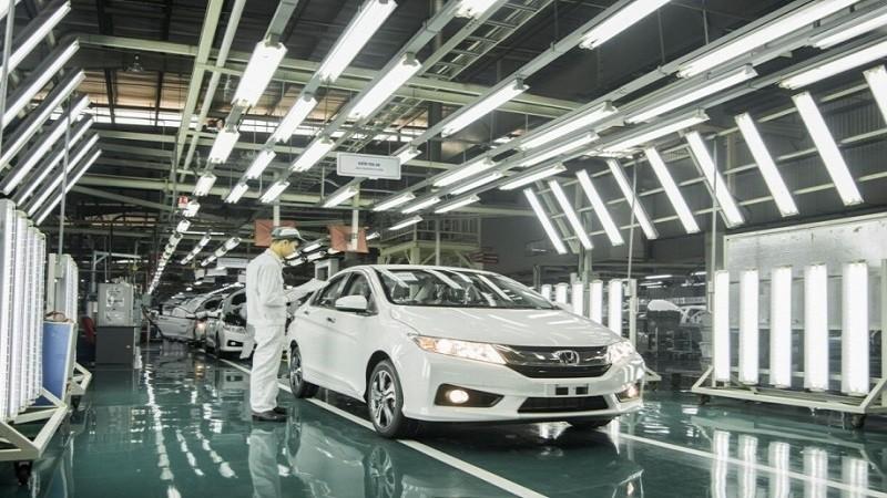 Giảm 50% phí trước bạ đối với ô tô sản xuất trong nước
