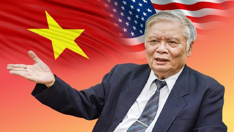 """Chuyện """"hậu kỳ"""" ký Hiệp định thương mại Việt - Mỹ"""