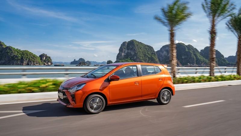 Toyota Wigo mới 2020 nhỏ gọn lướt phố với giá bán dưới 400 triệu đồng