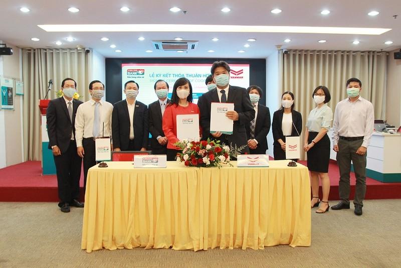 Kienlongbank và Yanmar hợp tác triển khai các giải pháp tài chính  tài trợ đại lý và khách hàng mua máy nông nghiệp