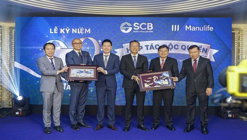 SCB và Manulife kỷ niệm 5 năm hợp tác