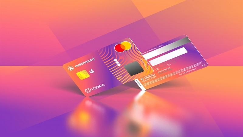 Mastercard, IDEMIA và MatchMove thí điểm thẻ sinh trắc học vân tay tại châu Á