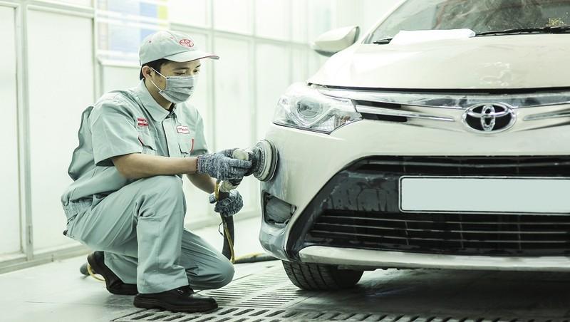 Toyota Việt Nam hành động vì miền Trung bị ảnh hưởng bởi lũ lụt