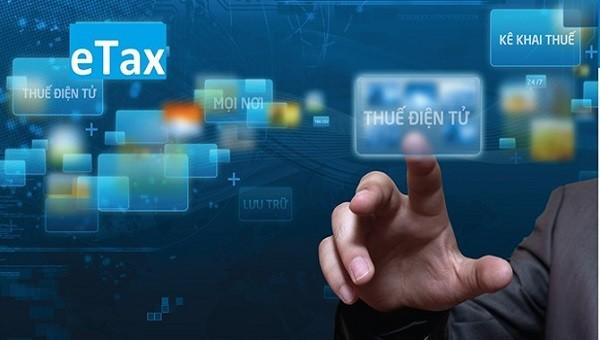 Đã có 99,32% doanh nghiệp sử dụng dịch vụ khai thuế điện tử