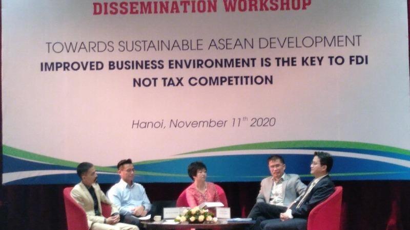 Thu hút FDI bằng môi trường kinh doanh chứ không phải ưu đãi thuế và đất