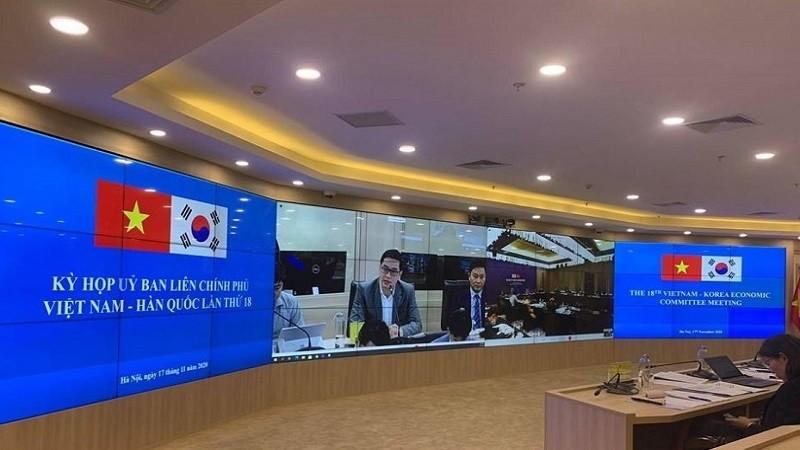 Nhiều nội dung hợp tác thành công giữa Việt Nam - Hàn Quốc